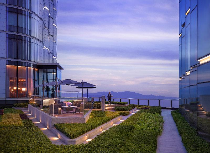 Terrace Grand Hyatt Xi\'an