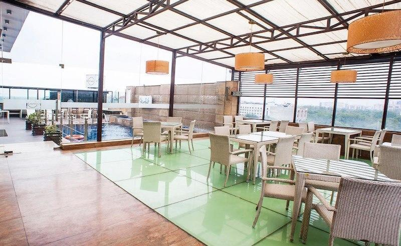 Terrace Zone By The Park, Gurugram Central
