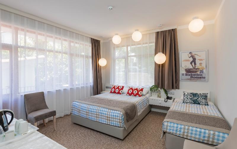 Room Celentano Hotel