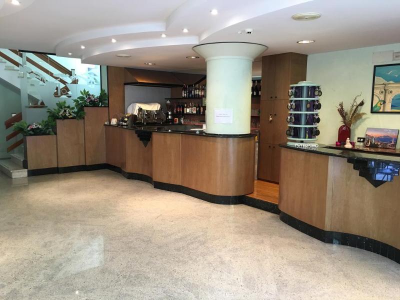 Lobby Hotel Como