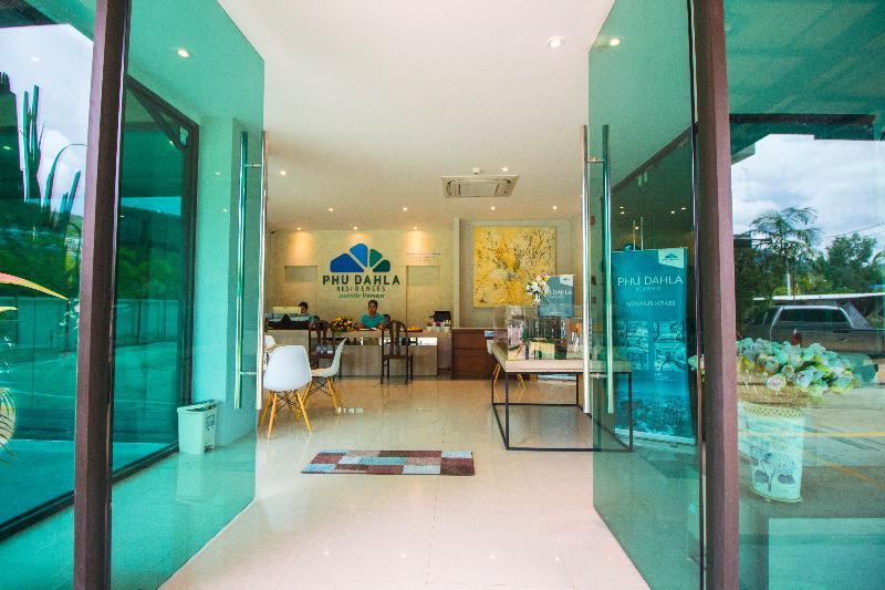 Lobby Phu Dahla Residences