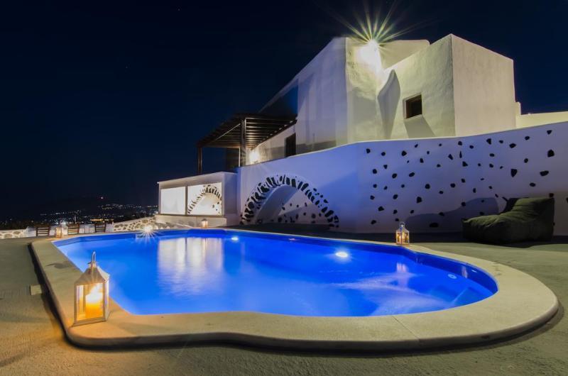 Pool Belle Etoile Villas