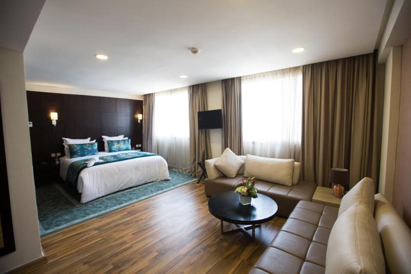 Room Hotel Du Golf