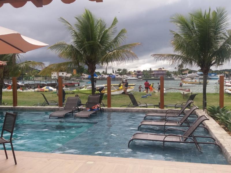 Pool Hotel Premium Recanto Da Passagem