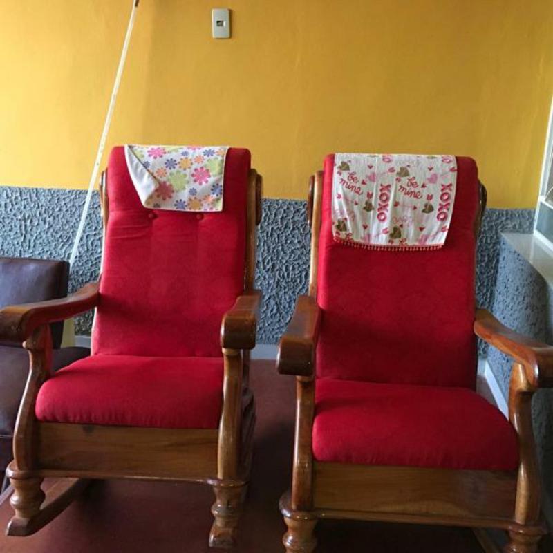 Lobby Casa Alvy & Ada