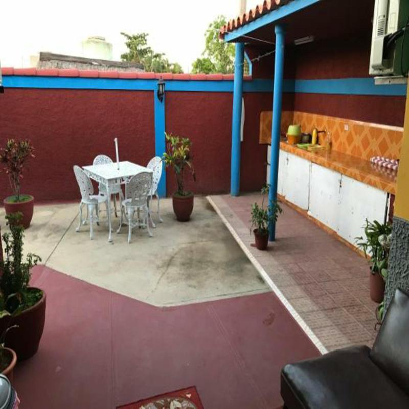 Terrace Casa Alvy & Ada