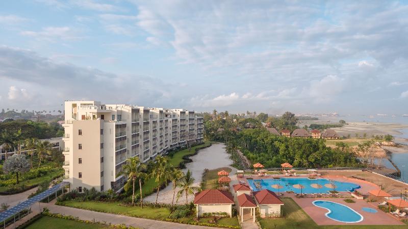 General view Hotel Verde Zanzibar - Azam Luxury Resort And Spa