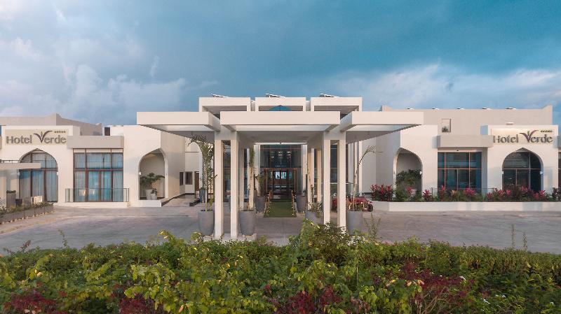 Lobby Hotel Verde Zanzibar - Azam Luxury Resort And Spa