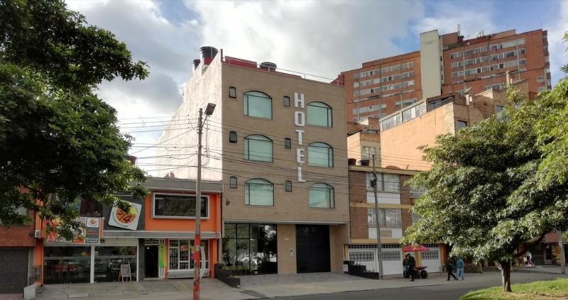 General view Hotel Portal De Los Andes