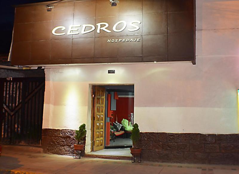 General view Cedros Cusco Inn