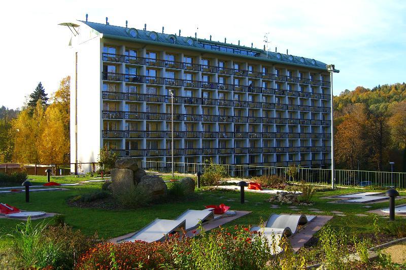Lobby Spa Resort Libverda - Hotel Novy Dum
