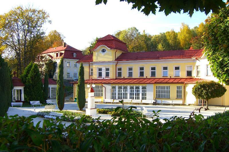 Pool Spa Resort Libverda - Hotel Novy Dum