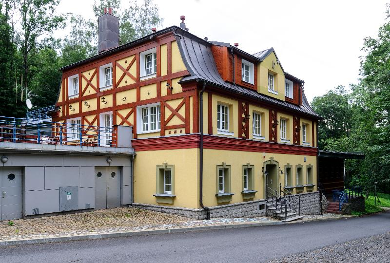 General view Spa Resort Libverda - Hotel Lesni Zatisi