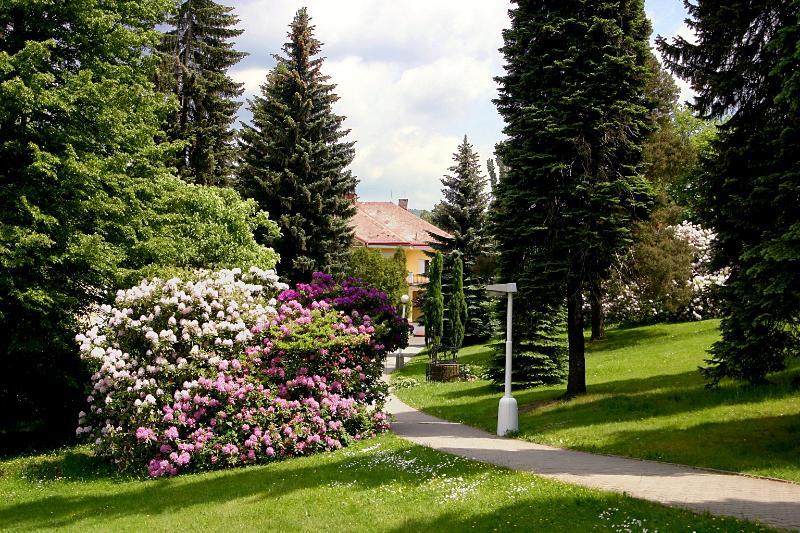 Sports and Entertainment Spa Resort Libverda - Hotel Lesni Zatisi