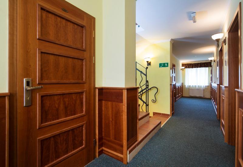 Lobby Spa Resort Libverda - Hotel Lesni Zatisi