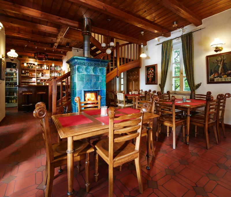 Restaurant Spa Resort Libverda - Hotel Lesni Zatisi
