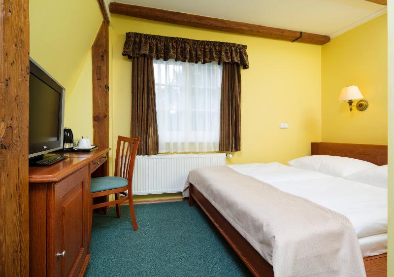 Room Spa Resort Libverda - Hotel Lesni Zatisi