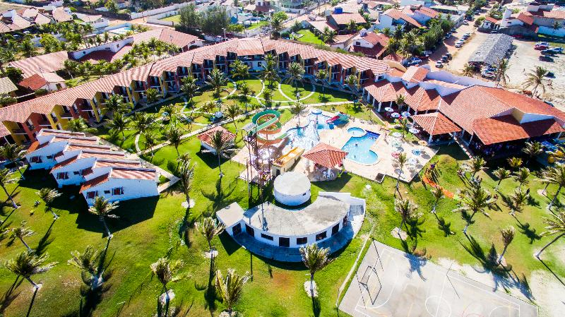 General view Jangadeiro Praia Hotel