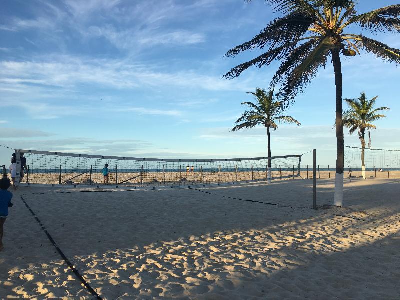 Sports and Entertainment Jangadeiro Praia Hotel
