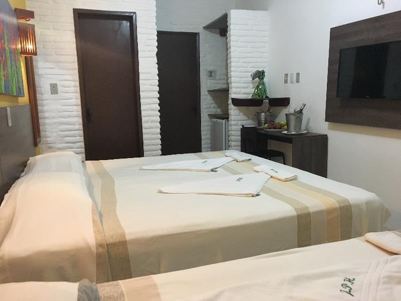 Room Jangadeiro Praia Hotel