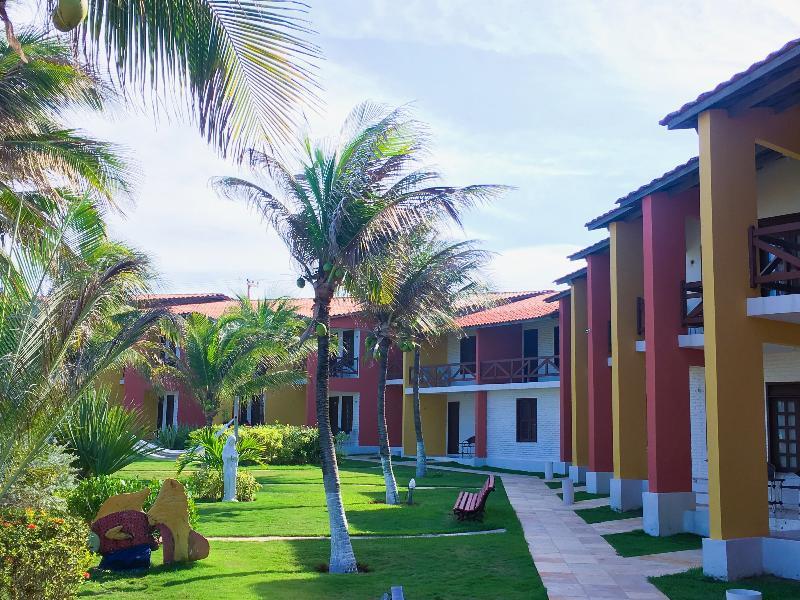 Terrace Jangadeiro Praia Hotel