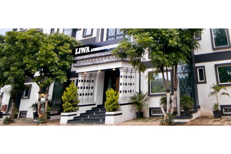 General view Liwa Hotel, Bangalore