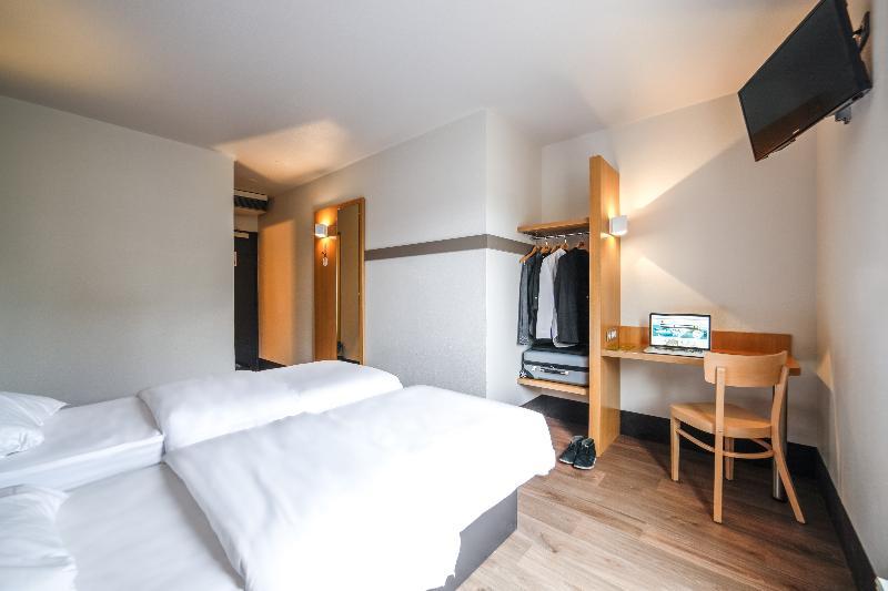 Room B&b Hôtel Nantes Centre