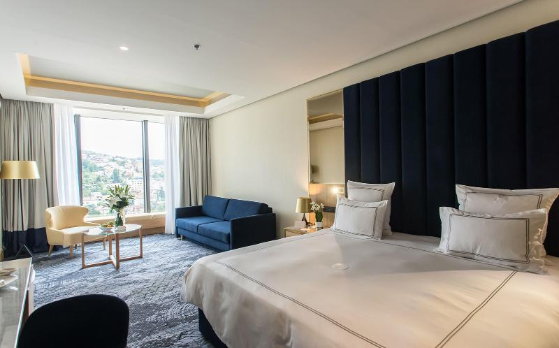 Room Swissotel Sarajevo