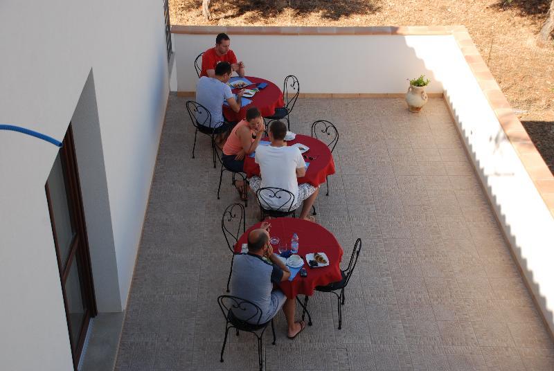 Terrace Beb Al Cantuccio