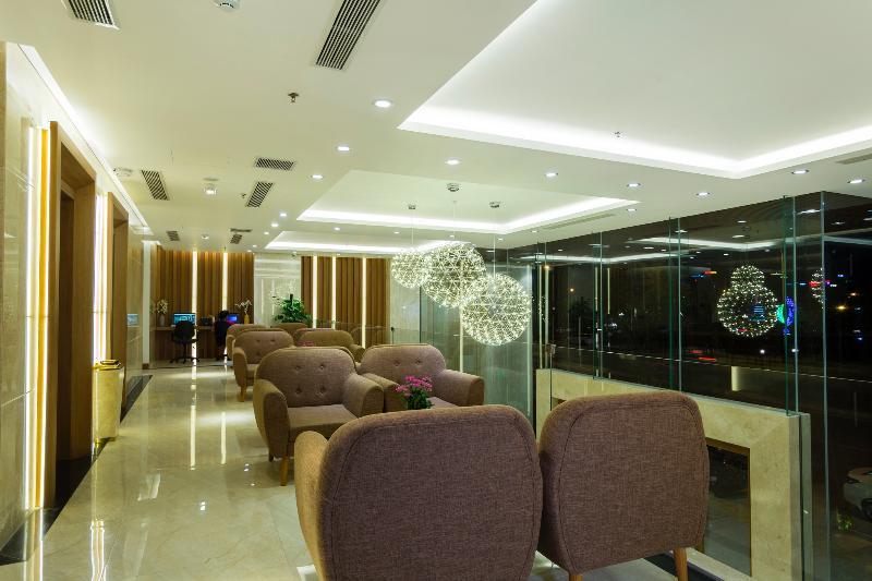 Lobby Pavilion Danang Beach Hotel