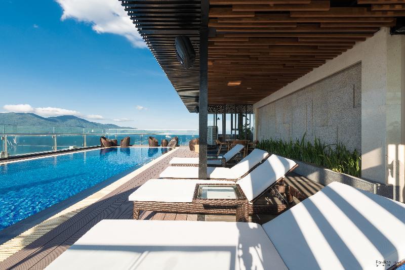 Pool Pavilion Danang Beach Hotel