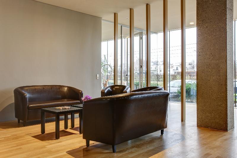 Lobby Centro Park Hotel Stuttgart