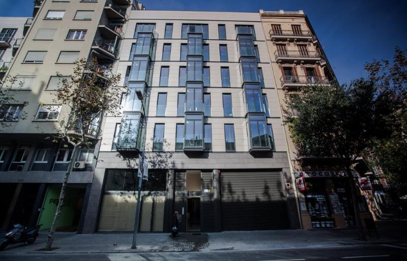 Cosmo Apartments Concell de Cent
