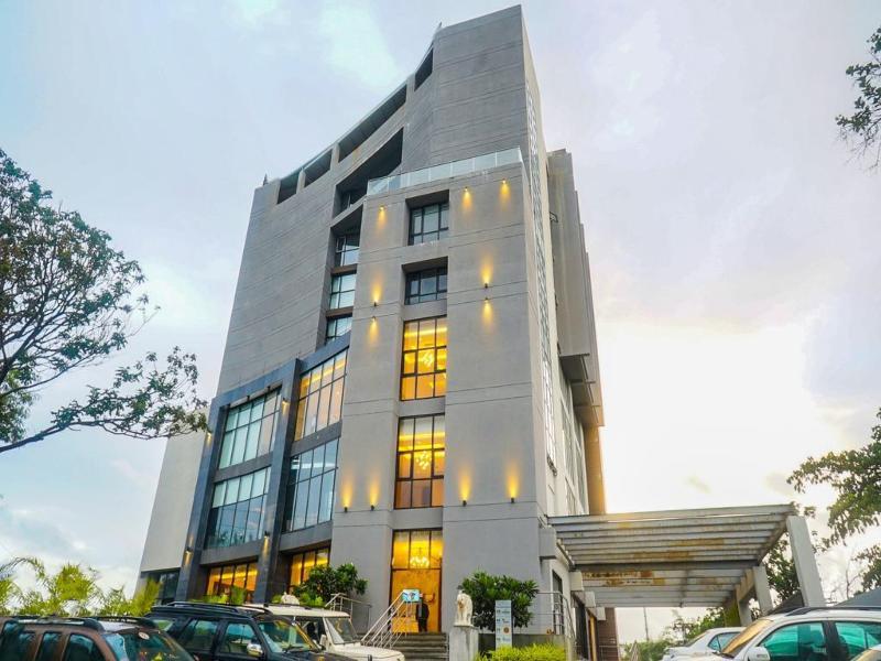 General view Grand Tamanna Hotel