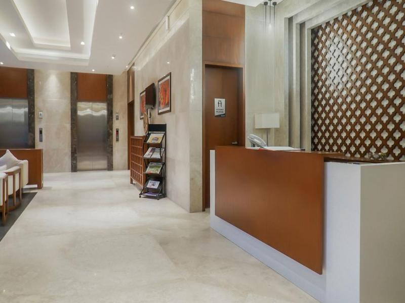 Lobby Grand Tamanna Hotel