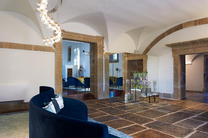 Lobby Convento Do Seixo Boutique Hotel & Spa