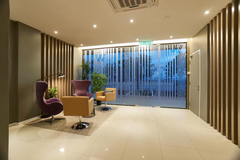 Lobby Win Win Boutique Hotel Port Dickson