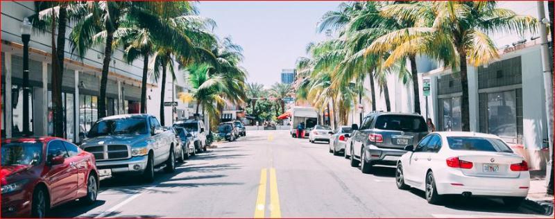 General view Miami Beach International Hostel