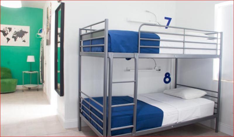 Room Miami Beach International Hostel
