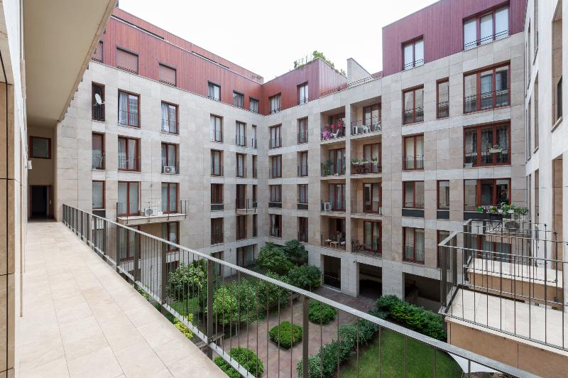 General view Avantgarde Apartments