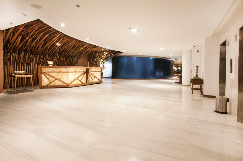 Lobby Viaggio Medellin Grand Select