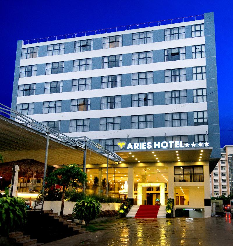 General view Aries Hotel Nha Trang