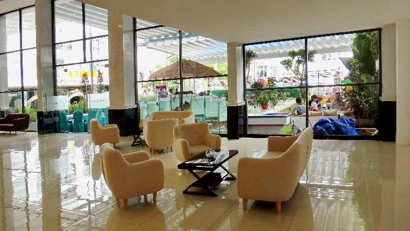 Lobby Aries Hotel Nha Trang
