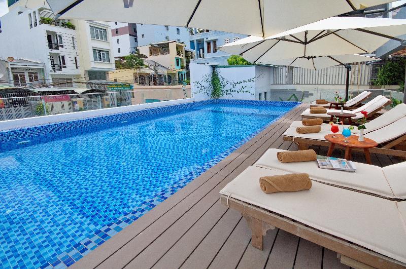 Pool Aries Hotel Nha Trang