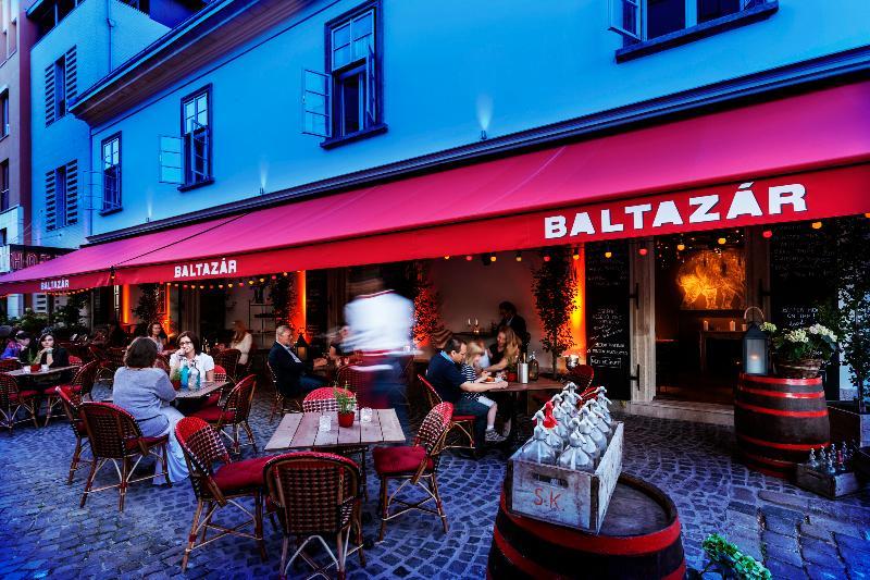 Baltazár Budapest Boutique Hotel