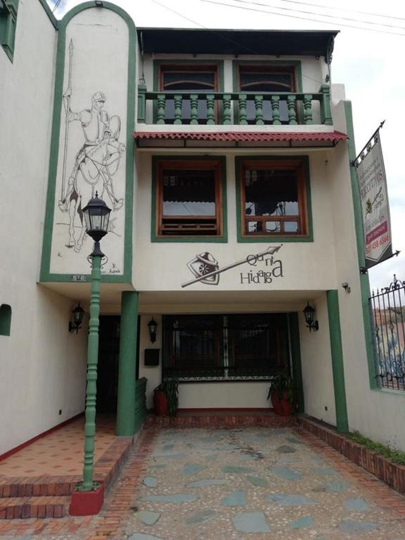 Lobby Apartaestudios Quinta Hidalga
