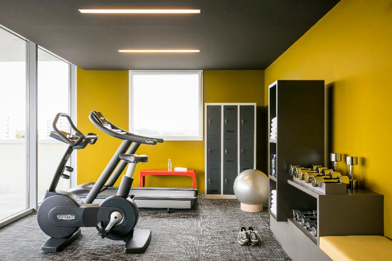 Sports and Entertainment Okko Hotels Bayonne Centre