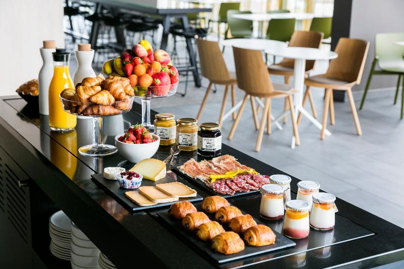 Restaurant Okko Hotels Bayonne Centre