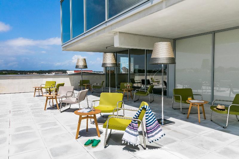 Terrace Okko Hotels Bayonne Centre