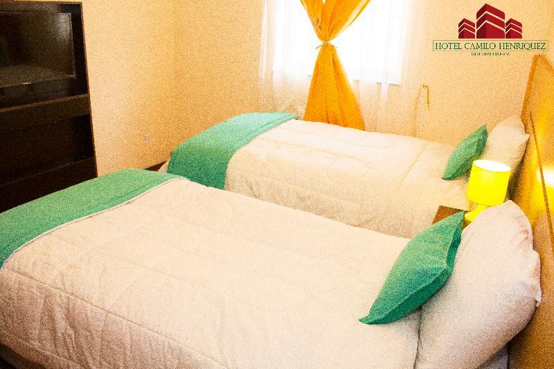 Room Hotel Camilo Henriquez